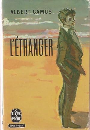 Albert CAMUS, L'Étranger | Citations | Pinterest | Romans ...