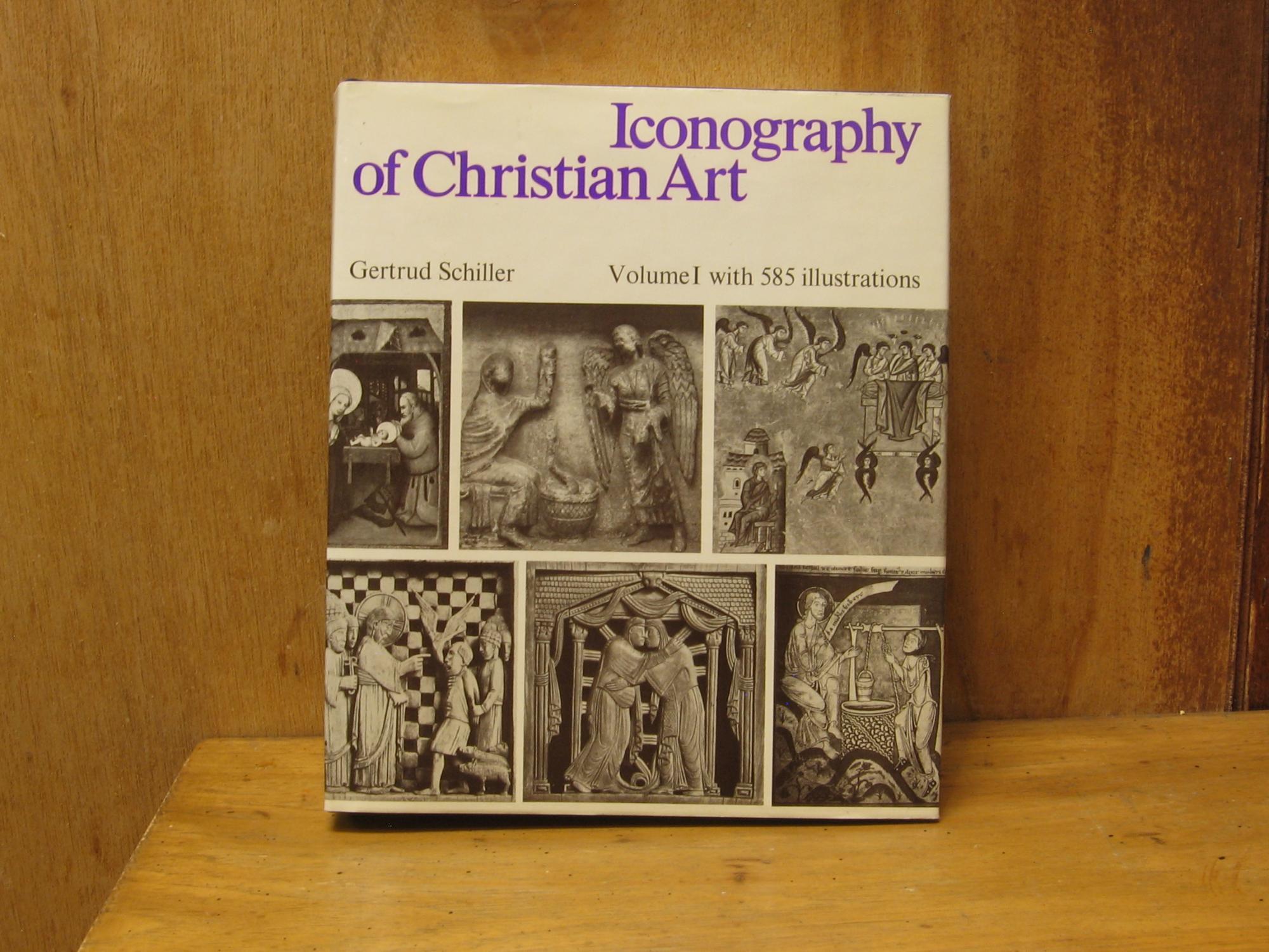 Iconography of Christian Art, Volume I : Christ's Incarnation, Childhood, Baptism, Temptation,...