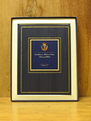 Earl Spencer's Tribute to Diana, Princess of Wales (SIGNED): Spencer, Charles Edward Maurice (...