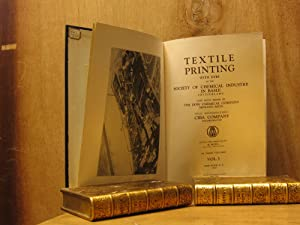 Textile Printing with Dyes of the Society of Chemical Industry in Basle Switzerland and with Those ...