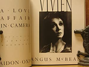 Vivien : A Love Affair in Camera (SIGNED): A Love Affair in Camera (SIGNED): McBean, Angus; Edited ...