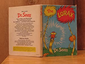 The Lorax (First Edition)