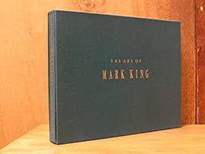 The Art of Mark King (SIGNED)