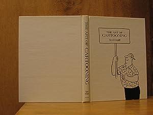The Art of Cartooning (SIGNED): Hoff, Syd