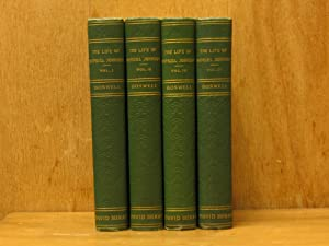 The Life of Samuel Johnson, Complete in Four Volumes (World's Famous Literature)