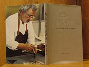 Alvar : Thirty Years of Lithography (SIGNED)