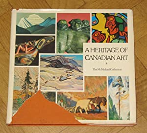 A Heritage of Canadian Art - The: Casson, A.J. (Design