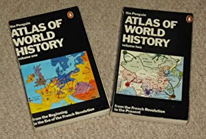 The Penguin Atlas of World History (2 Volumes) - Volume I: From the Beginning to the Eve of the F...