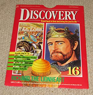 "Discovery ""Pack"" - Richard the Lionheart - Issue 16"