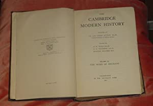 The Cambridge Modern History - Volume III - The Wars of Religion