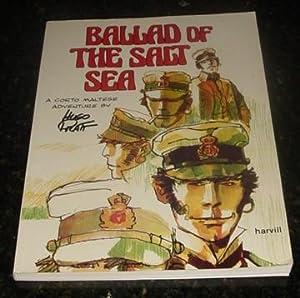 Ballad of the Salt Sea - A: Pratt, Hugo; Monk,