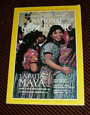 National Geographic, October 1989 - Volume 176,