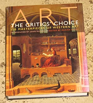 Art - The Critics' Choice: 150 Masterpieces: Vaizey, Marina (Edited