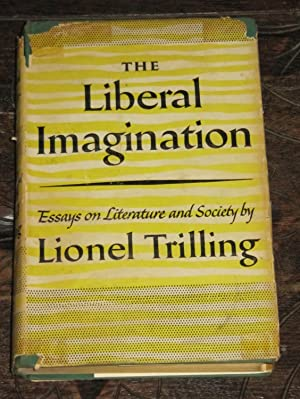 The liberal imagination essays on literature and society