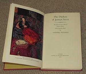 The Duchess of Jermyn Street - The: Fielding, Daphne