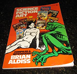 Science Fiction Art -The Fantasies of SF: Aldiss, Brian (Compiled