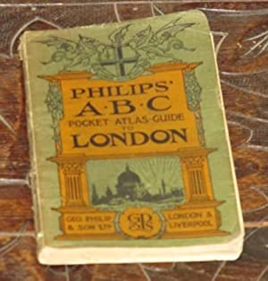 Philips' A.B.C. Pocket Atlas-Guide to London