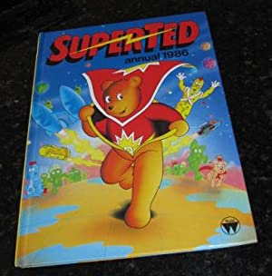 SuperTed Annual 1986