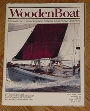 Wooden Boat - The Magazine for Wooden: Wilson, Jonathan (editor)