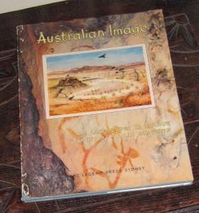 Australian Image - 50 Landscapes in Colour: Simpson, Colin (Text