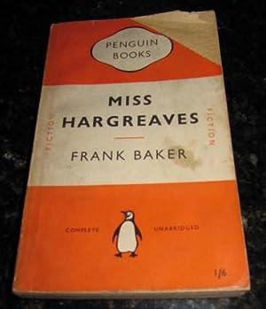 Miss Hargreaves - A Fantasy -Penguin No.783: Baker, Frank