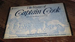 The Voyages of Captain Cook - Jackdaw: Lewenhak, Sheila (compiled