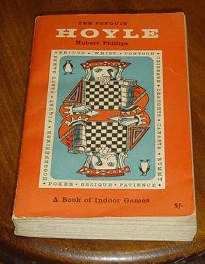 The Penguin Hoyle - A Book of: Phillips, Hubert