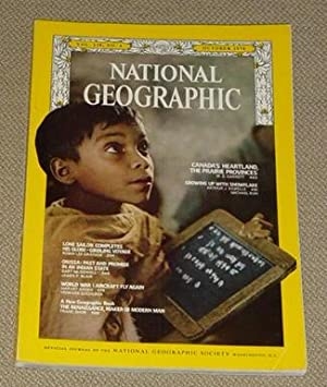 National Geographic, October 1970 - Volume 138,
