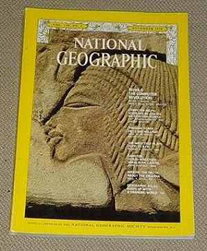 National Geographic, November 1970 - Volume 138,