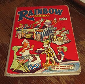 Rainbow Annual 1955 - Picture Stories for: Mrs. Bruin (Edited