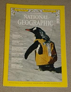 National Geographic, November 1971 - Volume 140,