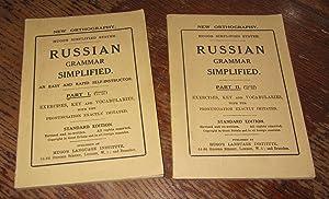 Russian Grammar Simplified - Parts I &