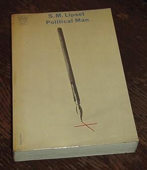 Political Man: Lipset, Seymour Martin