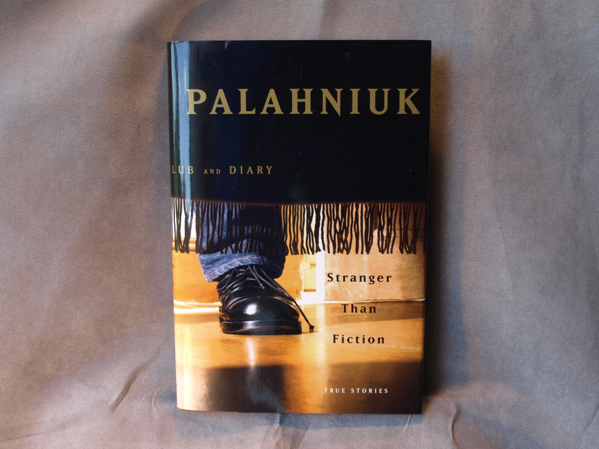 diary by chuck palahniuk from a Buy the paperback book diary by chuck palahniuk at indigoca, canada's largest bookstore + get free shipping on fiction and literature books over $25.