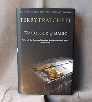 The Colour of Magic: Terry Pratchett