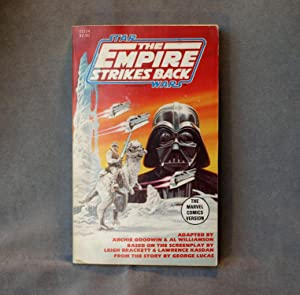 Star Wars The Empire Strikes Back The: George Lucas; Leigh