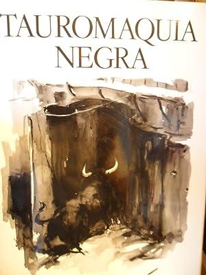 TAUROMAQUIA NEGRA: ALFREDO SANCHIS CORTÉS
