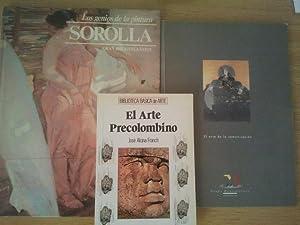LOS GENIOS DE LA PINTURA. SOROLLA+ EL: ROSA ECHEVERRÍA// JOSÉ