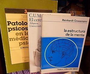LA ESTRUCTURA DE LA MENTE + EL: REINHARDT GROSSMANN //