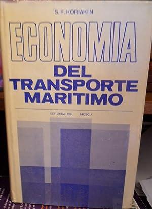 ECONOMÍA DEL TRANSPORTE MARÍTIMO: S. F. KORIAKIN