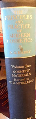 THE PRINCIPLES AND PRACTICE OF MODERN COSMETICS: RALPH G. HARRY