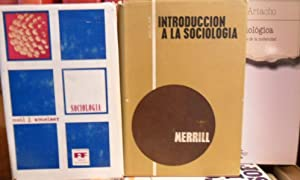 SOCIOLOGÍA + INTRODUCCIÓN A LA SOCIOLOGÍA (Sociedad: NEIL J. SMELSER