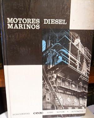MOTORES DIESEL MARINOS: RAFAEL LLUCH HERNÁNDEZ