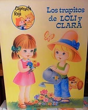 LOS TRAPITOS DE LOLI Y CLARA- Caperucita Roja