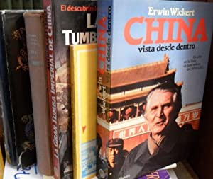CHINA , UN MISTERIO DESVELADO + HISTORIA: H. S. HEGNER
