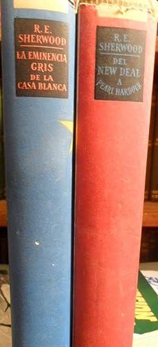 Roosevelt y Hopkins . Una historia íntima: Robert E. Sherwood