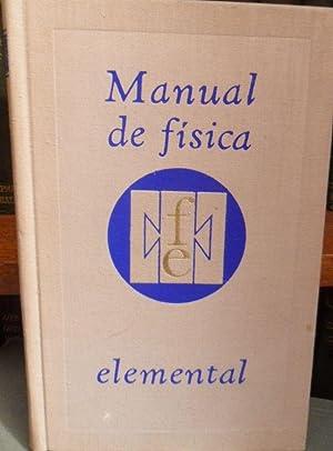 MANUAL DE FÍSICA ELEMENTAL: N. I. KOSHKIN -M. G. SHIRKÉVICH