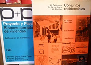Proyecto y planificación BLOQUES CERRADOS DE VIVIENDAS Edificación en manzanas + ...