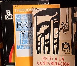 RETO A LA CONTAMINACIÓN Ecotáctica: Manual del: STALLINGS // EZEQUIEL