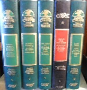 AGATHA CHRISTIE Obras completas 6 Cianuro espumoso: AGATHA CHRISTIE